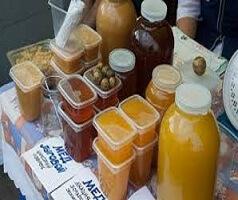 Експорт меду за місяць зріс майже на 4%